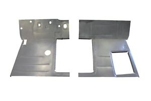 1947 55 Chevy Pickup Truck Gmc Front Floor Pans New Pair