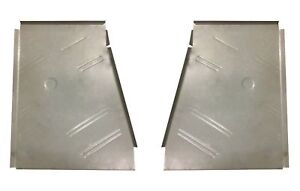 1955 1956 Chrysler Desoto Rear Floor Pans Pair