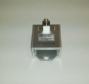 New Ludlum Survey Meter Detector Model 120 Gas Proportional Sample Counter
