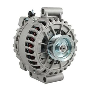 High Output 200 Amp Heavy Duty New Alternator Ford Mustang Shelby Gt500 5 4l