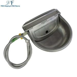 Mu Duo Duo Automatic Water Feeder Trough Bowl With Pipe For Cattle Horse Goat Sh