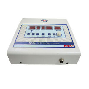 Prof Ultrasound Therapy Unit 1mhz Pain Relief Physiotherapy Electrotherapy 3us12