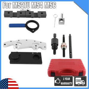 Camshaft Alignment Timing Tool Kit With Double Vanos For Bmw M52tu M54 M56 Us