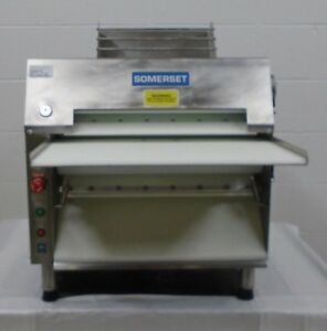 Somerset Dough Roller Cdr 2000 Up To 20 Pizza 115v