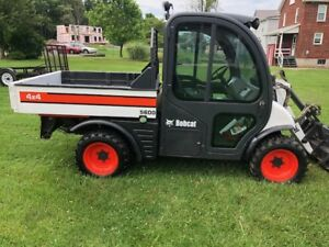 2004 Bobcat Toolcat 5600 Only 1810 Hours