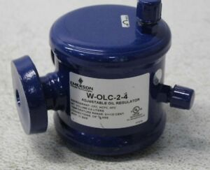 Emerson W olc 2 4 Series Float Operated Oil Adjustable Regulator Level Control