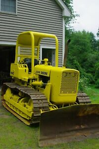 John Deere 450c 6 Way Dozer In Very Good Condition