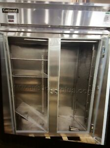 Continnental 2 Door Freezer