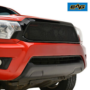 2012 2013 2014 2015 Toyota Tacoma Grille Stainless Steel Mesh Oe Replacement