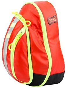 New Statpacks G3 Medslinger Red Emt Sports Medic Bag