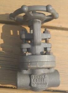 Bonney Forge Gate Valve 3 8 800 new Other Ts1