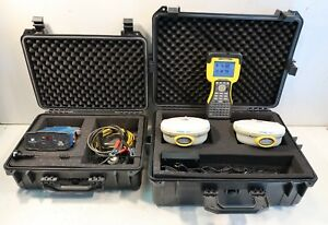 Trimble 5800 5800 pdl4535 tsc2 L1 l2 Rtk Gps Receivers Complete Rtk Package