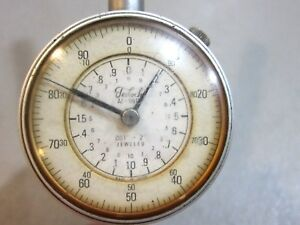 Teclock A1 951d Dial Indicator 001 2 00 Jeweled Plunge Free Shipping