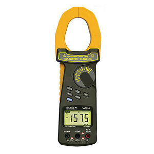 Extech 380926 Multimeter Clamp on Trms