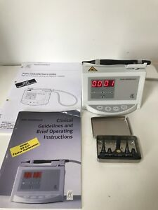 Kavo Diagnodent 2095 Dental Laser Caries Detector W 3 Tips And Manual