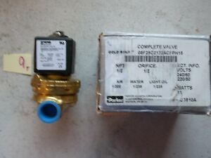 New In Box Parker Valve 08f25c2132acfph15 138