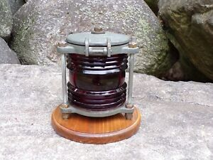 Vintage Marine Bronze Boat Navigation Pier Light Nautical Decor Great Dock Light