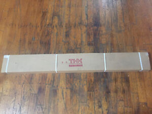 Thk Linear Guide Rail And Block Shs30c1ss0e 1400lpbsc1