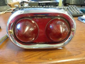 1950 52 Buick Tail Light Assembly Lens Bezel And Housing Guide R 40