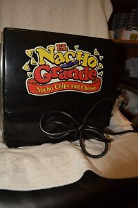 Nacho Cheese Warmer Commercial Resturant Equipment El Nacho Grande Clean