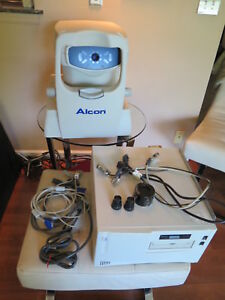 Alcon Ladar Wave Customcornea Wavefront System