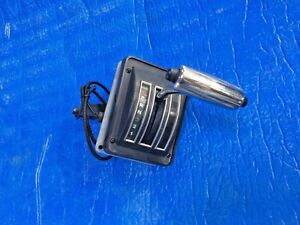 69 70 Mustang Automatic Shifter 71 73 Reconditioned Fastback