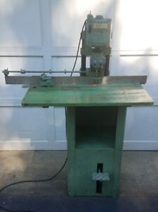 Challenge Paper Hole Drilling Machine pickup Only In Hagerstown Md