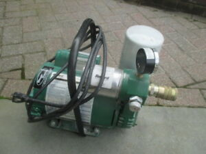 Bullard Free Air Edp10 Ambient Pump For 1 Or 2 Respirators Barely Used