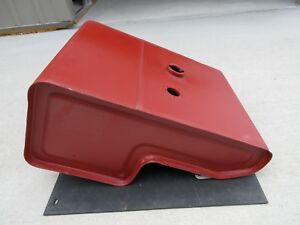 Willys Mb Ford Gpw 41 42 Fuel Gas Tank Small Spout Jeep