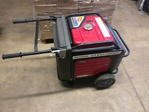 Honda Eu7000is Inverter Generator Excellent Condition