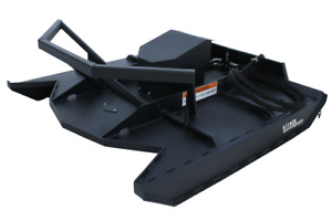 Hd Direct drive Brush Mower Skid Steer Loader Attachment