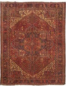 Persian Rug Stunning Handmade Rug 10x14 Authentic
