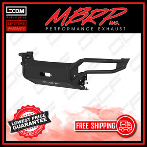 Mbrp 183099 Winch Front Bumper For 2016 Toyota Tacoma Front
