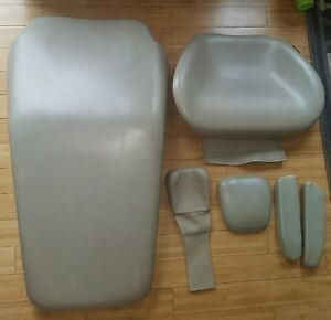 Knight Midmark Biltmore Classic And Lr Classic Dental Chair Upholstery Set