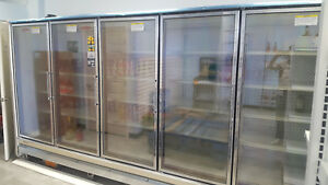 Used 5 Hill Phoenix Cooler W Refrigeration Year 2014 649 00 Per Door