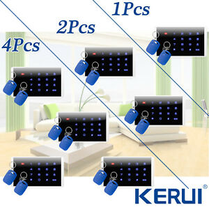 Kerui K16 Wireless Rfid Touch Keyboard Keypad For Home Alarm Security System Lot