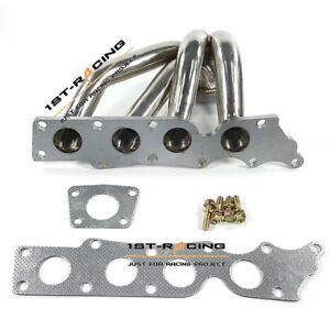 Stainless 304 Turbo Exhaust Manifold Fit Mazda Cx7 Mazdaspeed 3 6 2 3l Mzr Disi