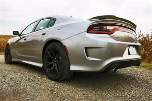 Dodge Charger Hellcat Spoiler Painted Lifetime Warranty All Colors Available