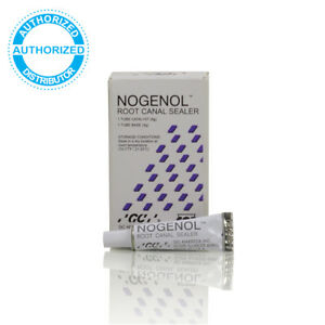 Gc Nogenol Root Canal Sealer Standard Package 3g Base 6g Catalyst 136301