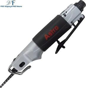 Astro Pneumatic Tool 930 Air Body Saber Saw With 5pc 24 Teeth Per Inch Saw Blade