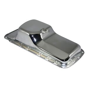 New Oil Pan Chrome Chrysler Mopar Dodge Bb 383 400 440