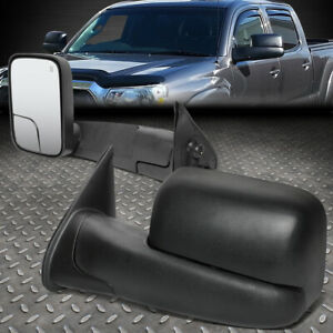 For 05 15 Toyota Tacoma Pair Powered Adjustment heated Side View Towing Mirror
