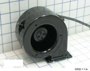 Ebmpapst Thermally Protected Centrifugal Blower G2e085 aa05 21 115v 60hz 28w Fan