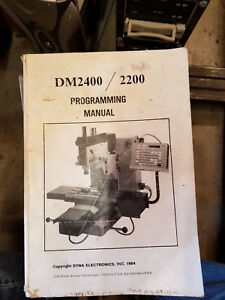 Dyna Myte Dm 2400 2200 Programming Manual
