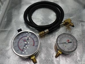 Matco Tools Ct65 a Compression Tester And Transmission Oil Pressure Gauge