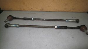 2003 2004 Ford Mustang Cobra Irs Rear Toe Links Tre Tie Rod Ends