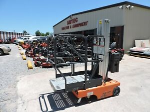 2004 Jlg 12sp Personnel Lift Genie 18 Working Height Good Condition
