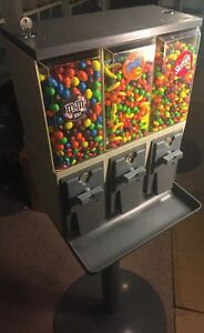 Vendstar 3000 Candy Vending Machine W Locks keys Best Deal On Ebay