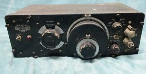 Vintage General Radio Bridge Oscillator 1330 a From Ham Radio Estate As Is D557