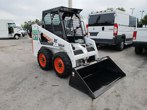 Bobcat 753 Skid Steer Wheel Loader 3 412 Hours Excellent Condition